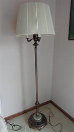 Antique floor lamp.  Excellent working condition