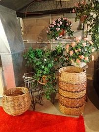 Plant Stands.