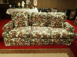 Harden Couch and Loveseat.