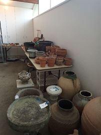 Beautiful Large Decorative Pots.