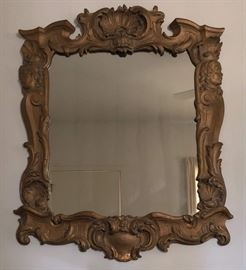NIce Gilt Mirror