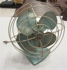 Old GE fan