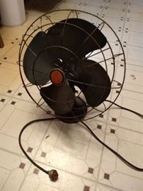 Vintage Diehl fan