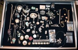 Misc smalls and jewelry