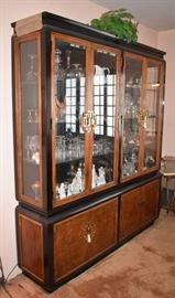 Century furniture Chin Hua designed by Raymond Sobota - Piece #1 - China Cabinet
