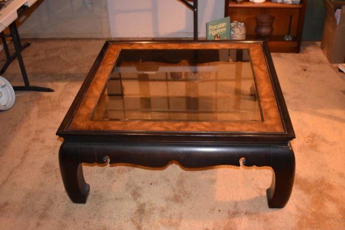 Century furniture Chin Hua designed by Raymond Sobota - Piece #2 - Coffee Table