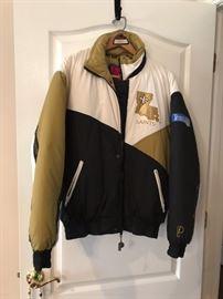 Saints Pro Player jacket-- front