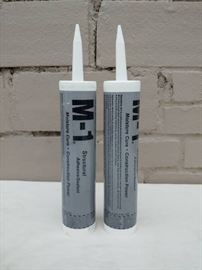 2 Tubes Chemlink Structural Adhesive Sealant