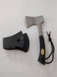 Kershaw Hatchet with Case