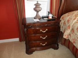 BOB MACKIE BEDSIDE TABLE