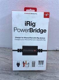 IRIG POWER BRIDGE