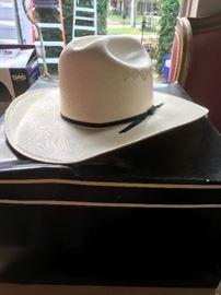 Larry Mahan Straw Cowboy Hat