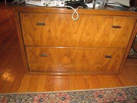 Part of Mid Century Cabinet Set