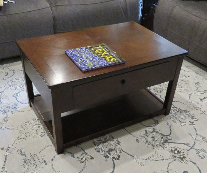 Ashley Furniture lift coffee table