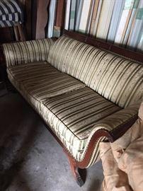 antique sofa in good condition