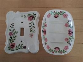 soap dish switch cover