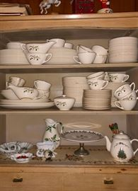 China & dinnerware