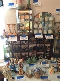 miniture figurines and collectibles