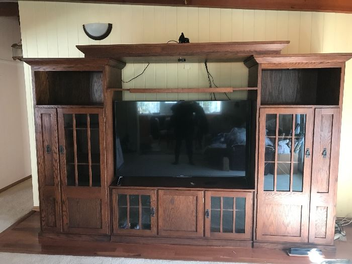 Almost new fits 60 ' TV . TV not included