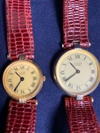 Cartier Watch Duo