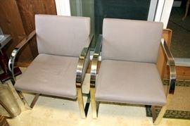 MCM Heavy Chairs