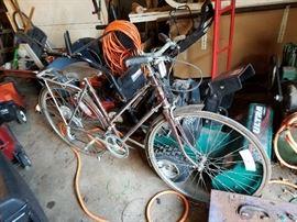 Schwinn and other bikes