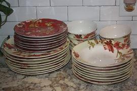 LUTECE DINNERWARE