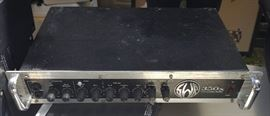 WMP004 SWR 350x Professional Bass Amplifier