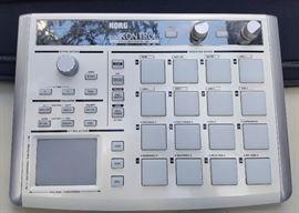 WMP009 Korg PadKontrol Midi Studio Controller Model KPC1