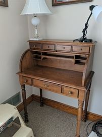 Cylinder Desk - Another View