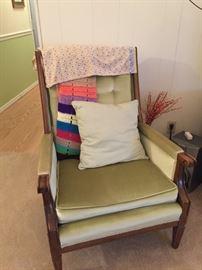 Vintage Green Chairs - 2 of these