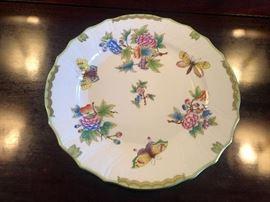 Queen Victoria Service Platter 8pcs. $120 each