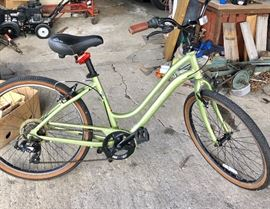 Jamis Green Bike