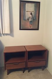 Cavalier - pair of  nightstands