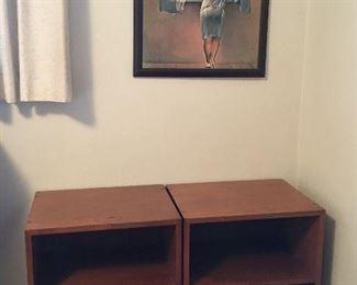 Cavalier - pair of  nightstands