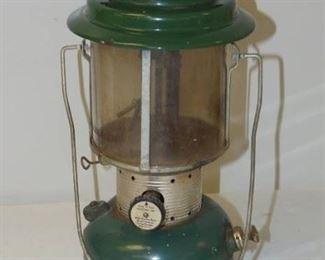 1966 Vintage Coleman Lantern