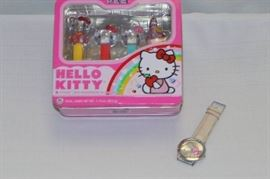 2011 4 Hello Kitty Collectible Pez Dispensers In ...