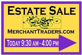 Merchant Traders Estate Sales, Chicago, West Lawn
