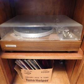 vintage pioneer stereo system Clean!  Pioneer stereo system PL-570 turntable