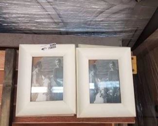 4 Picture frames