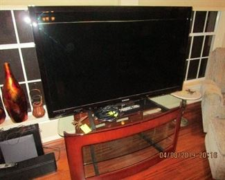 Samsung Flat Panel TV with Remote