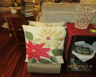 Lovely Accent Pillows