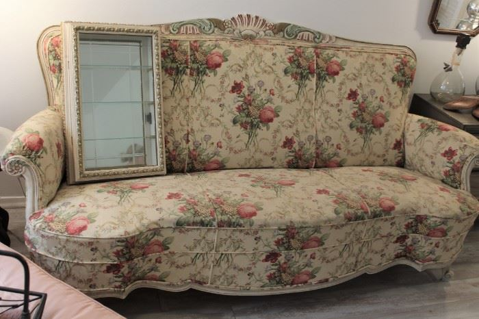 furniture french provencial sofa