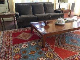 Roche Bobois Coffee Table, Urban County Sofa