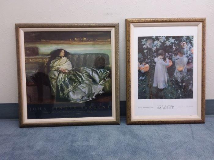 John Singer Sargent Prints