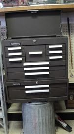 We have several Kennedy Machinist Tool Boxes for sale!
