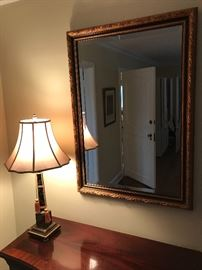 Lamps and mirrors of all styles!