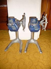 Alka - seltzer counter dispensers
