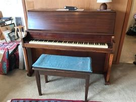 #2Kimball Piano  $150.00
