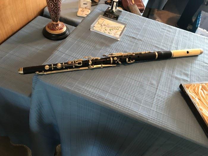 #3c Flute w/Bone Mouthpiece $200.00